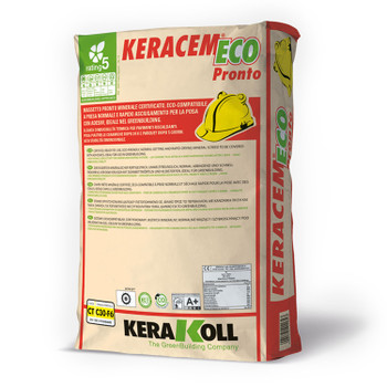 Kerakoll Keracem® Eco Pronto Screed 25kg