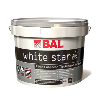 BAL White Star Plus 10 Litre
