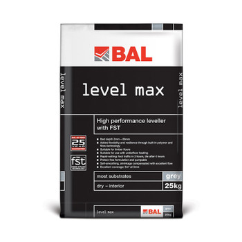 BAL Level Max Levelling Compound 25kg