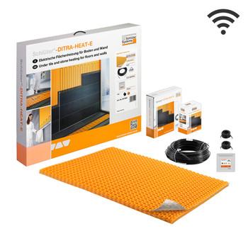Schluter Ditra Heat E Duo S WiFi Kit