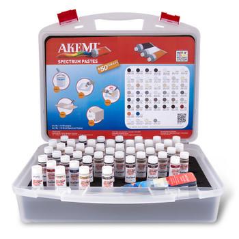 Akemi Spectrum Paste Set for Platinum P+ (48 Colours)