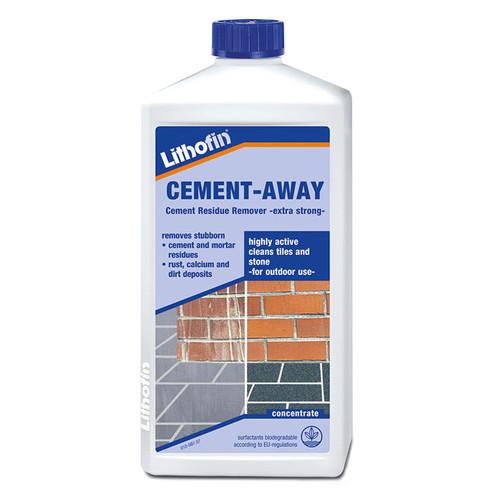Lithofin Cement-Away 1 Litre