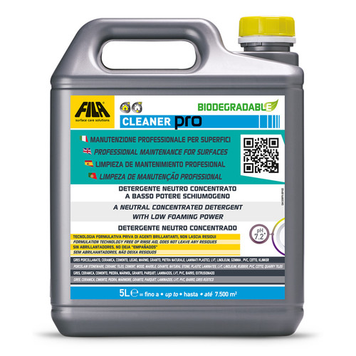Fila Cleaner Pro 5 Litre