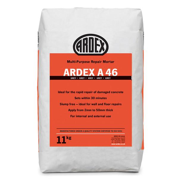 ARDEX A 46 Multi-Purpose Repair Mortar 11kg