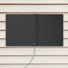 Mohu® Leaf Ranger Amplified Indoor/Outdoor HDTV Antenna