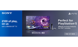 New PlayStation™Store voucher promotion with all SONY BRAVIA XR™ TVs