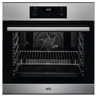 BES255011M AEG Single Oven A Energy Rated