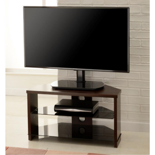 MON-800-WAL Montreal 800mm Walnut Stand