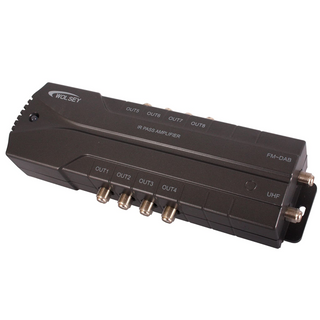 334024 Wolsey LTE IR Pass Amp 2 In 8 Out