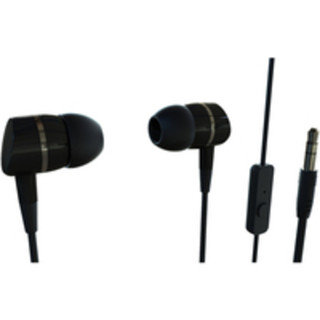 38009 Smartsound Stereo Earphones with Microphone Black