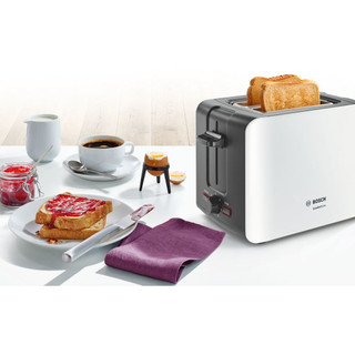 TAT6A111GB Bosch 2 Slice Toaster 6x Browning Levels