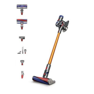 V8ABSOLUTEEXTRA Dyson Upright Vacuum Cleaner Bagless