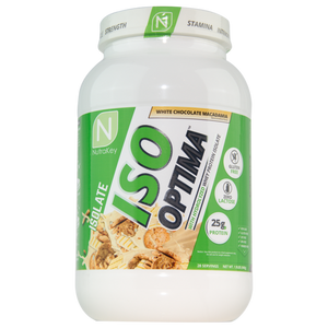 Nutrakey - ISO Optima Isolate Protein Powder