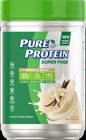 Pure Protein - Super Food Protein Powder