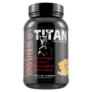Titan - Whey Protein Powder
