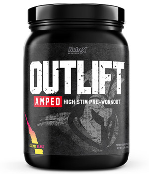 Nutrex - Outlift Amped Pre-Workout