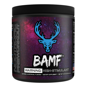 Bucked Up - Lit (BAMF) AF High Stim Pre-Workout