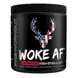 Bucked Up - Pre-Workout Woke High Stim