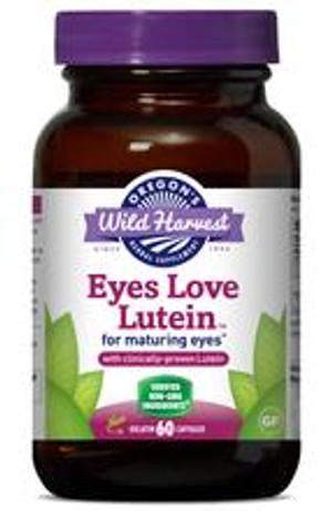 Oregon's Wild Harvest - Eyes Love Lutein