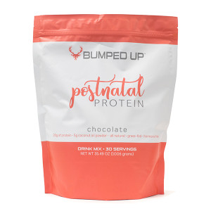 Bumped Up - Postnatal Protein Powder