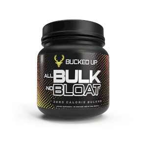 Bucked Up - All Bulk No Bloat Mass Gainer
