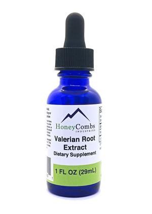 Honeycombs - Valerian Root Extract