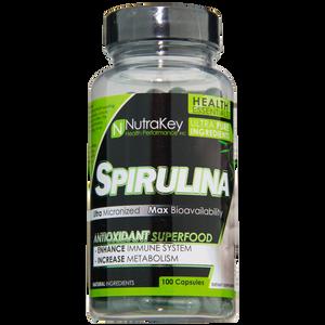Nutrakey - Spirulina