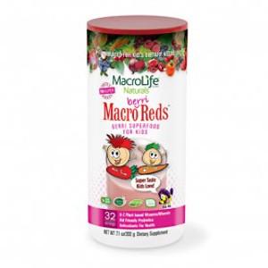 MacroLife - Macro Jr. Berry Reds