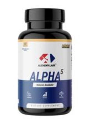 Alchemy Labs - Alpha 5 Anabolic