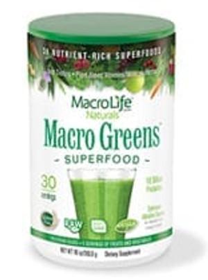 MacroLife - Macro Greens