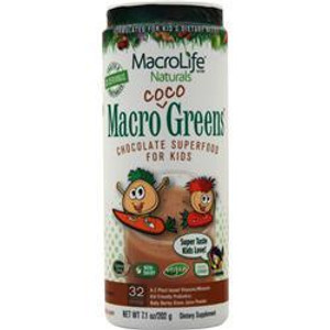 MacroLife - Macro Jr. Coco Greens