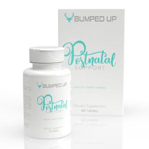 Bumped Up - Postnatal Support Multivitamins