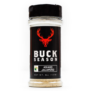 Bucked Up - Buck Season Seasonings