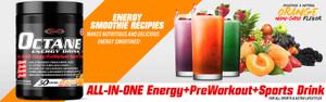 Pro Sport Nutrition - Octane Energy Drink