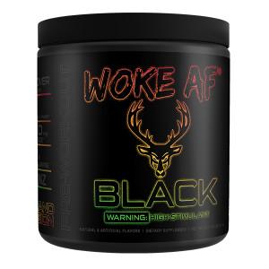 Bucked Up - Black Pre-workout Woke Hi Stim