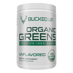 Bucked Up - Organic Greens