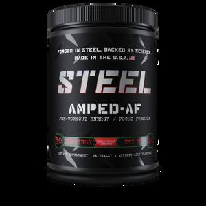 Steel - Amped - AF
