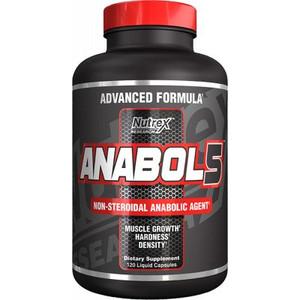 Nutrex - Anabol-5 Anabolic Agent