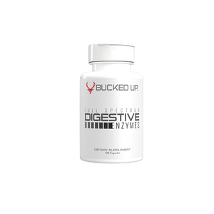Bucked Up - Digestive Enzymes