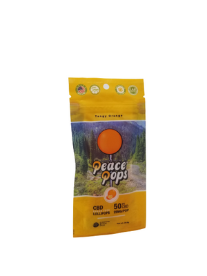 Nature's Way - CBD Peace Pops