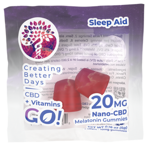 Nature's Way - Vita-Go Sleep Aid Gummies
