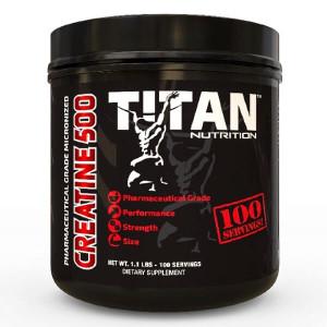 Titan - Creatine 500