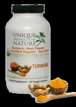 Unique Products - Turmeric