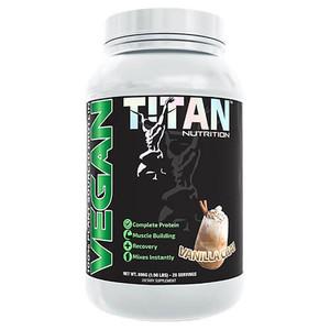 Titan - Vegan Protein Powder
