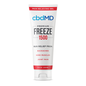 cbdMD - CBD Freeze Squeeze