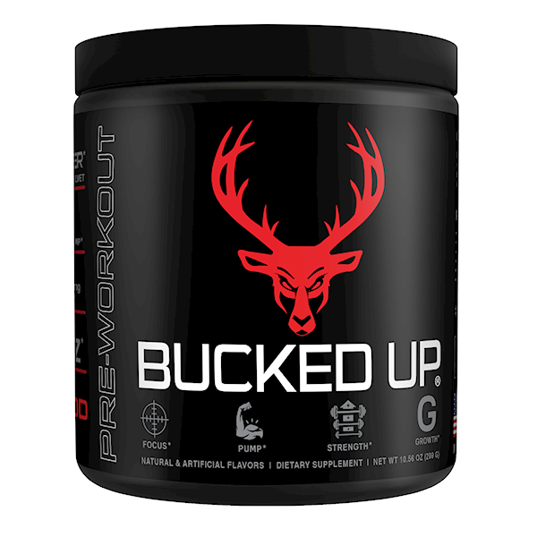 Bucked Up - Pre-Workout