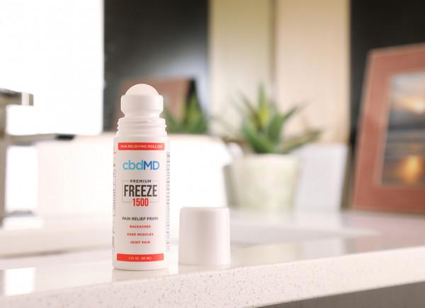 cbdMD - CBD Freeze Roller