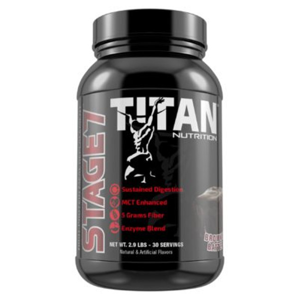 Titan - Stage7 Meal Replacement Protein Powder