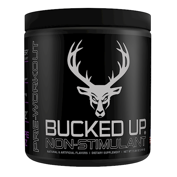 Bucked Up - Pre-Workout Non-Stim