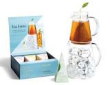 TEA OVER ICE PITCHER SET-INCLUDES ICED SAMPLER PACK